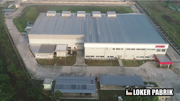 PT Showa Autoparts Indonesia Pabrik