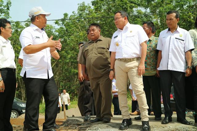 Percepat Pembangunan Infrastruktur Diseluruh Desa