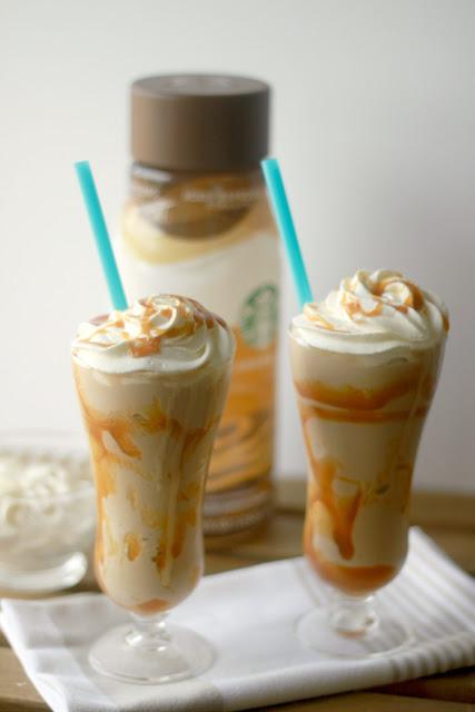 salted caramel mocha milkshake recipe