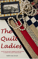 The Quilt Ladies, quilt stories and quilt pattern book
