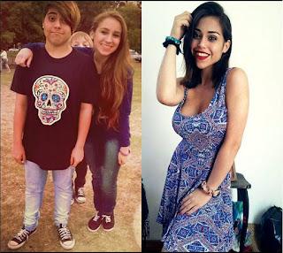 Kiara Acosta, antes y después