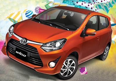 2019 Toyota Wigo Release Date And  Specs