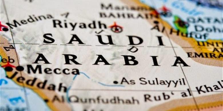 Julukan Negara Arab Saudi
