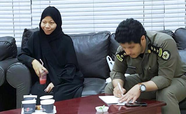 Diperlakukan Dengan Baik Oleh Majikannya, TKW Saudi Ini Lupa Kontak Keluarga 19 Tahun
