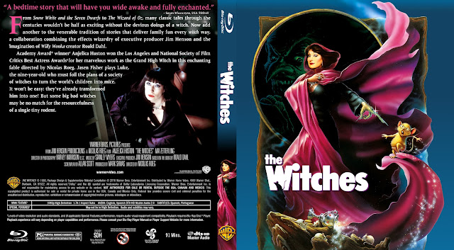 The Witches Bluray