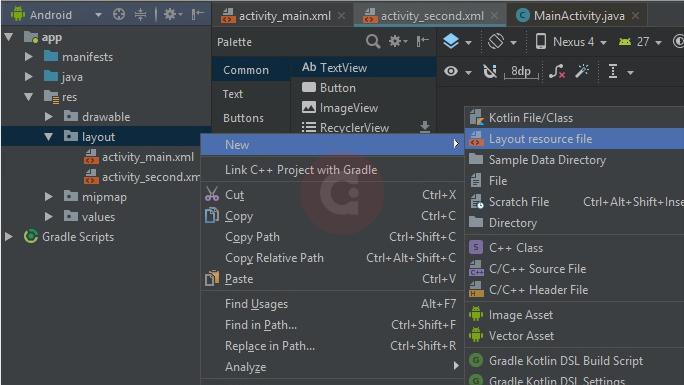 Make New File Activity