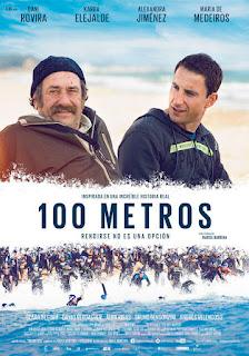 Cartel: 100 metros (2016)