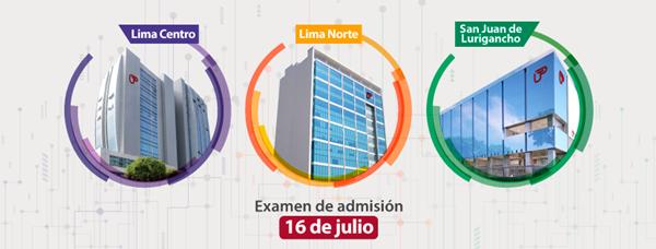 Examen de Admisión UTP 2017