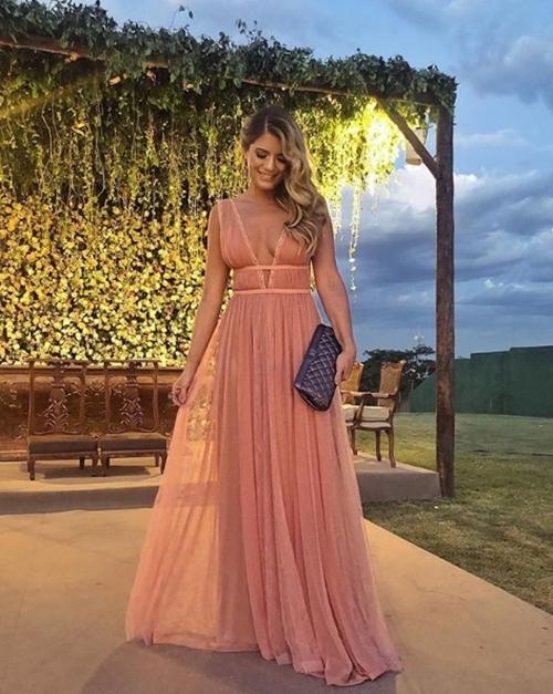 vestido de festa convidadas casamento layla monteiro