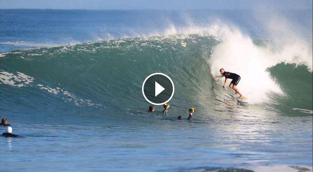 Report Vidéo Hossegor 22 08 2016