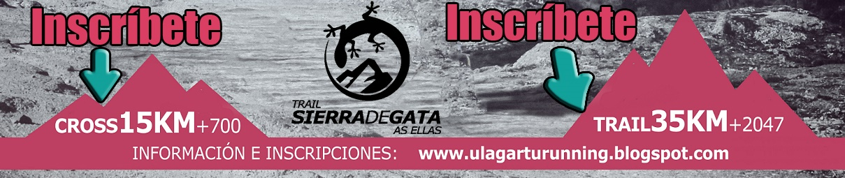 INSCRIBETE II TRAIL SIERRA DE GATA