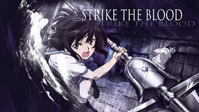 Strike The Blood tập 23 vietsub