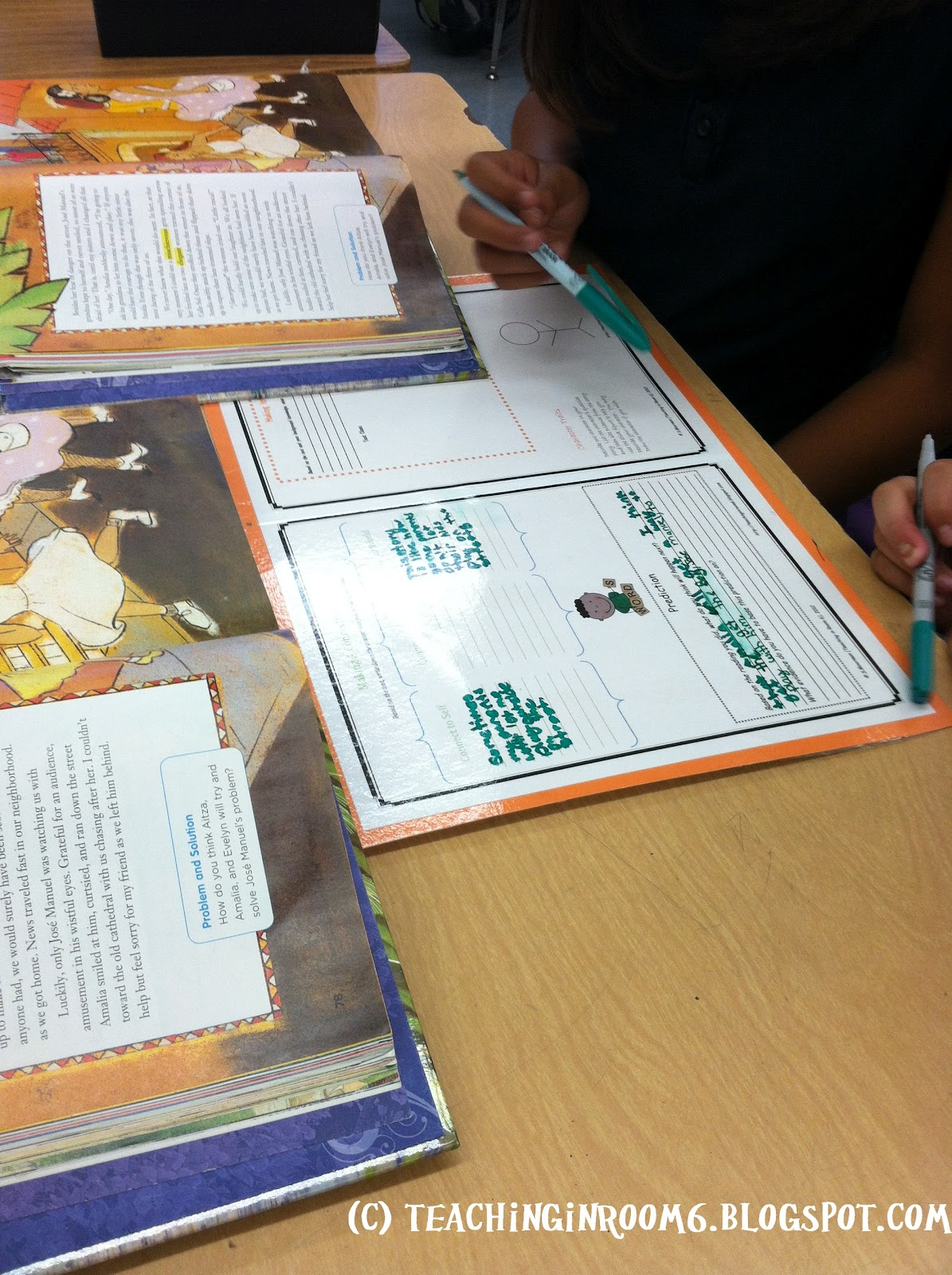 Comprehension Mats Teaching In Room 6