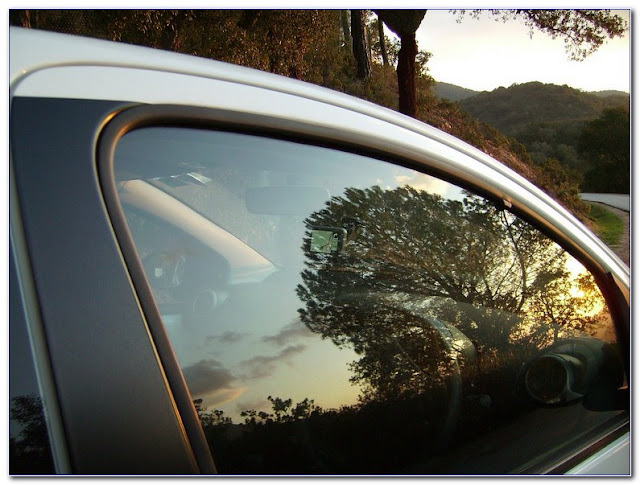 Mirror WINDOW TINT Film Legal