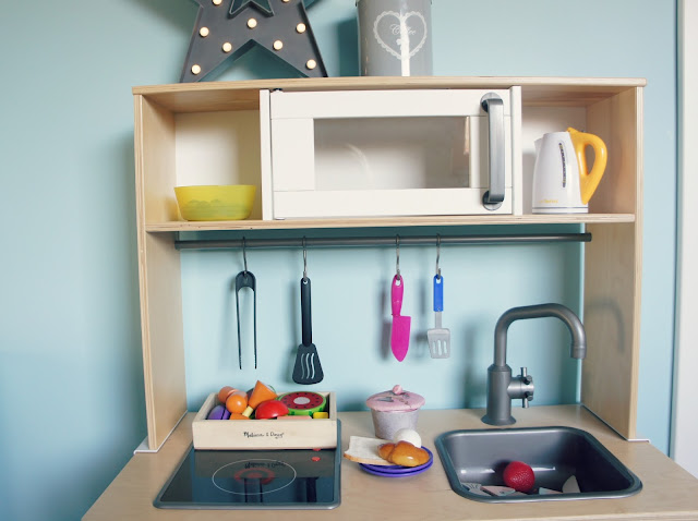 zabawkowa kuchnia Ikea