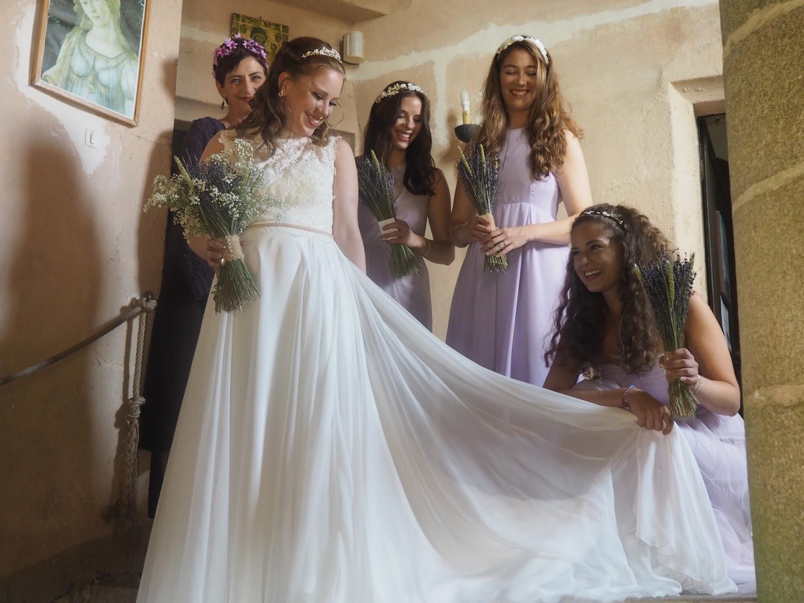 A WEDDING IN A FRENCH CHATEAU -