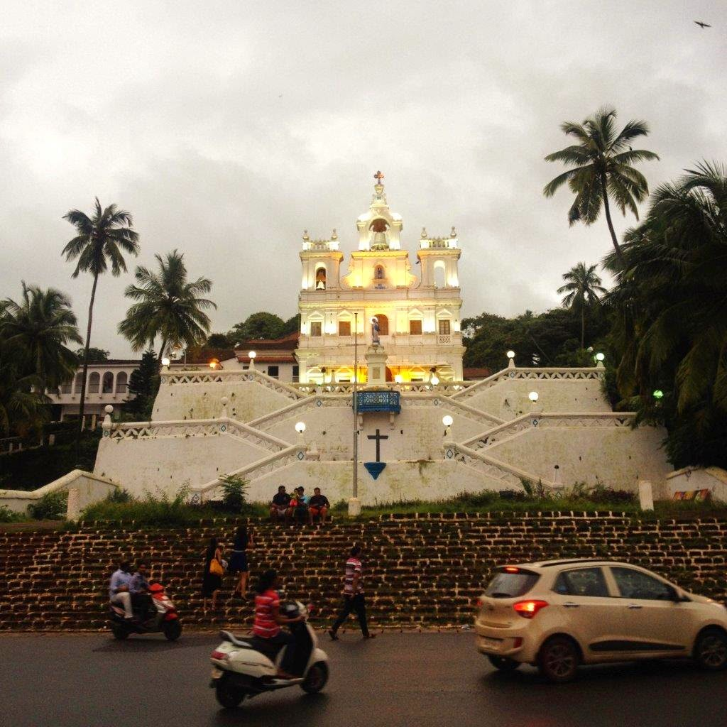 Teleportation is peradventure 1 of the almost desired superpowers IndiaTravel; Fontainhas, Panjim: Influenza A virus subtype H5N1 Walk to Remember.