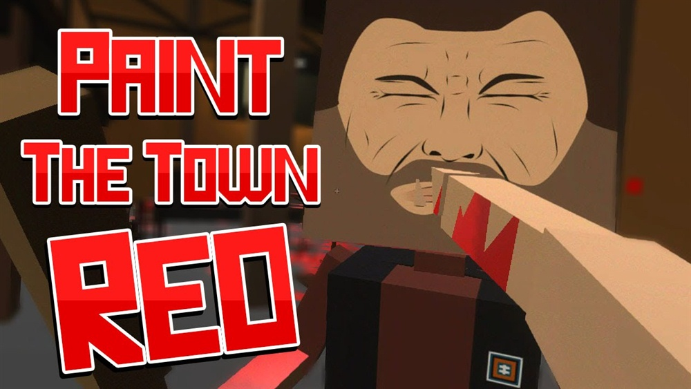 Paint the Town Red Download Poster