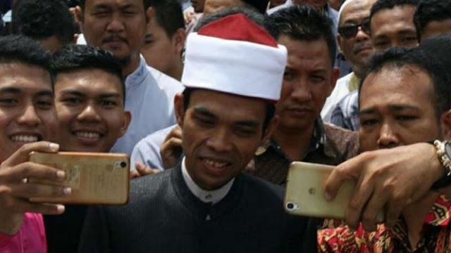 Kisah Ustaz Abdul Somad Dikenalkan Allah ke Umat