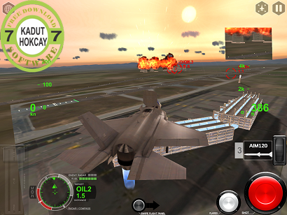 free download Air Fighting Pro Game For Android