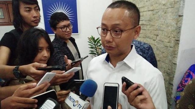 Taufik Tersangka, PAN Rombak Kursi Wakil Ketua DPR