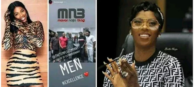 Tiwa Savage Reportedly Dumps Don Jazzy, 'Marvin Records' For Temple Management Company