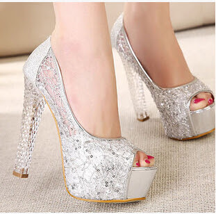 chaussure de mariée blanche pas cher 2016