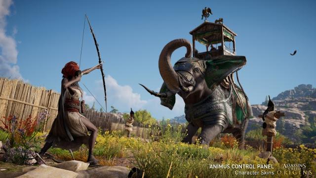 تحديث شهر أبريل للعبة Assassin's Creed Origins سيتيح إمكانيات رائعة للاعبين ، لنتعرف على تفاصيلها…