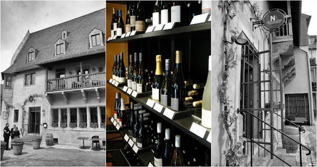 Die Nahe.Wein.Vinothek im Dienheimer Hof in Bad Kreuznach