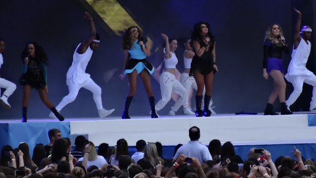 Little Mix at Capital's Summer Time Ball