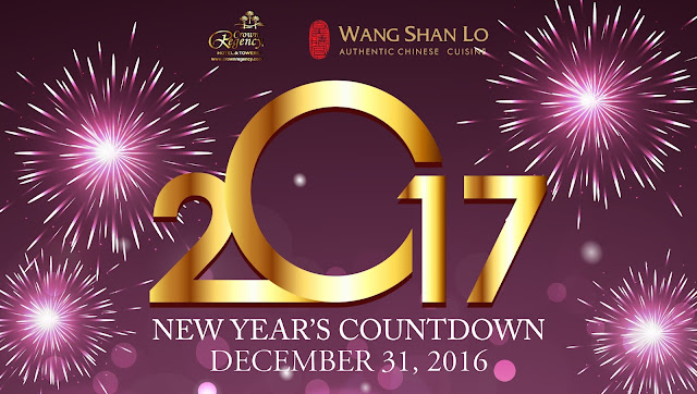 Wang Shan Lo New Year's Countdown