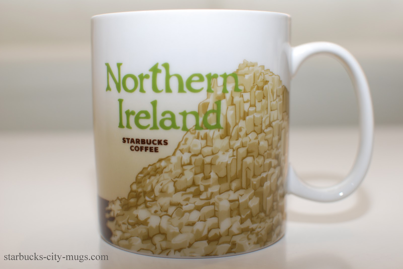 Starbucks City Mugs European Global Icons