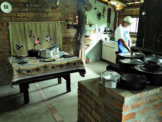 Fogão Campeiro na Granja Lia, Lami, Porto Alegre