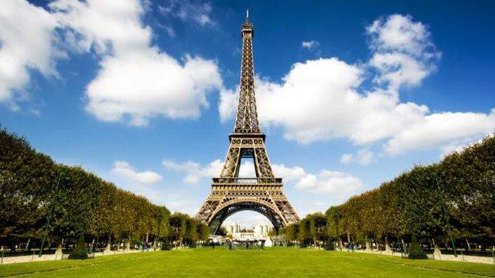 Sejarah dan Asal Usul Menara Eiffel di Paris Prancis