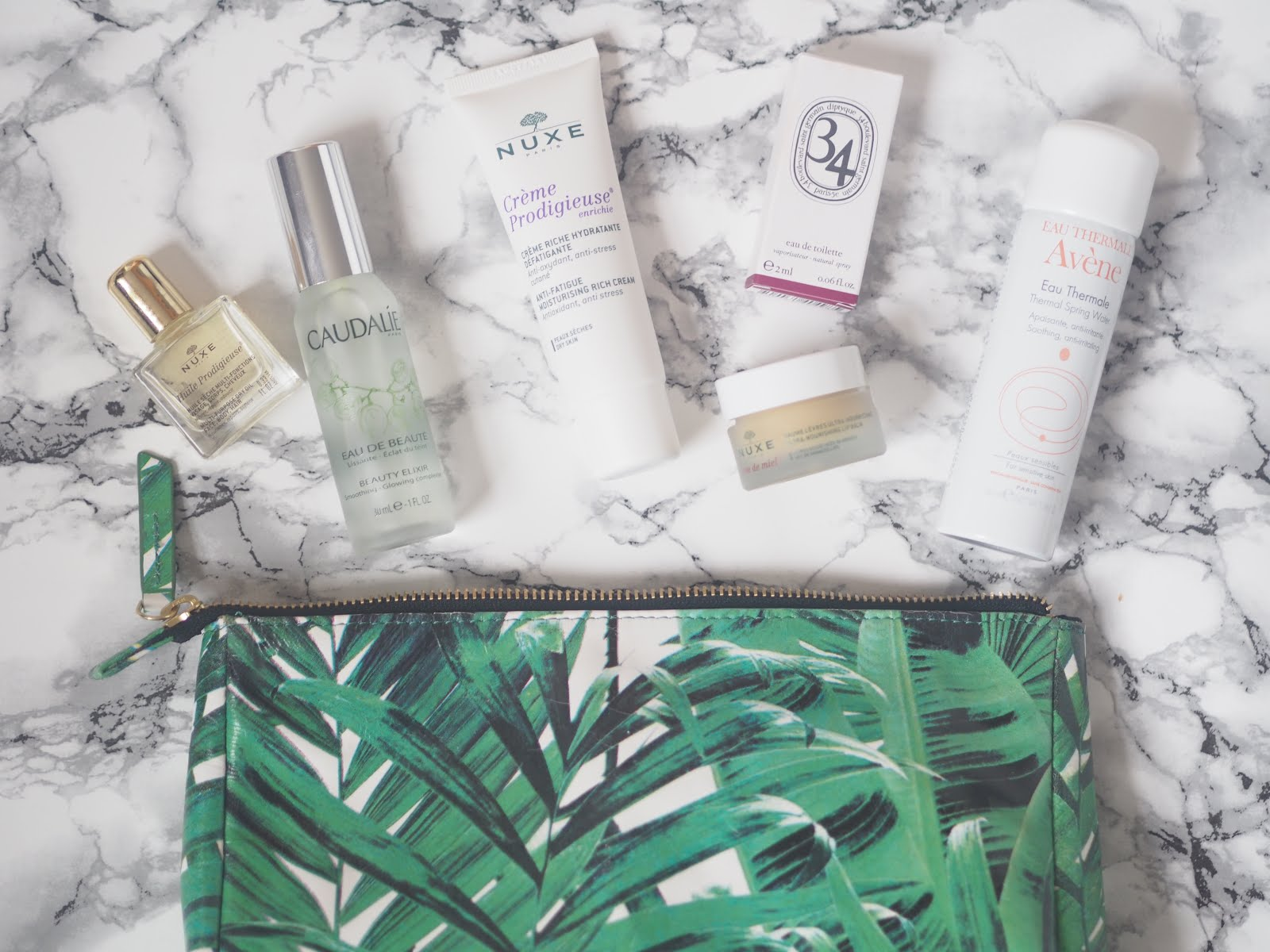 Products to Take on a Flight