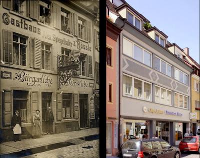 The Gasthaus zum Rössle