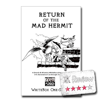 Frugal GM Review: Return of the Mad Hermit by Small Niche Games