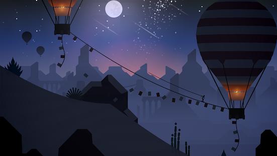 Alto's Odyssey Game Screenshot