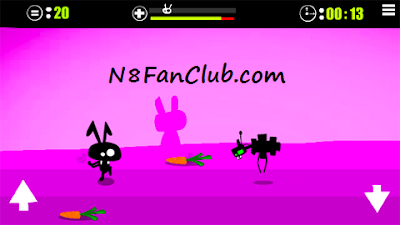 بتاريخ 8-3-2012 لعبة World of Rabbit 1.30