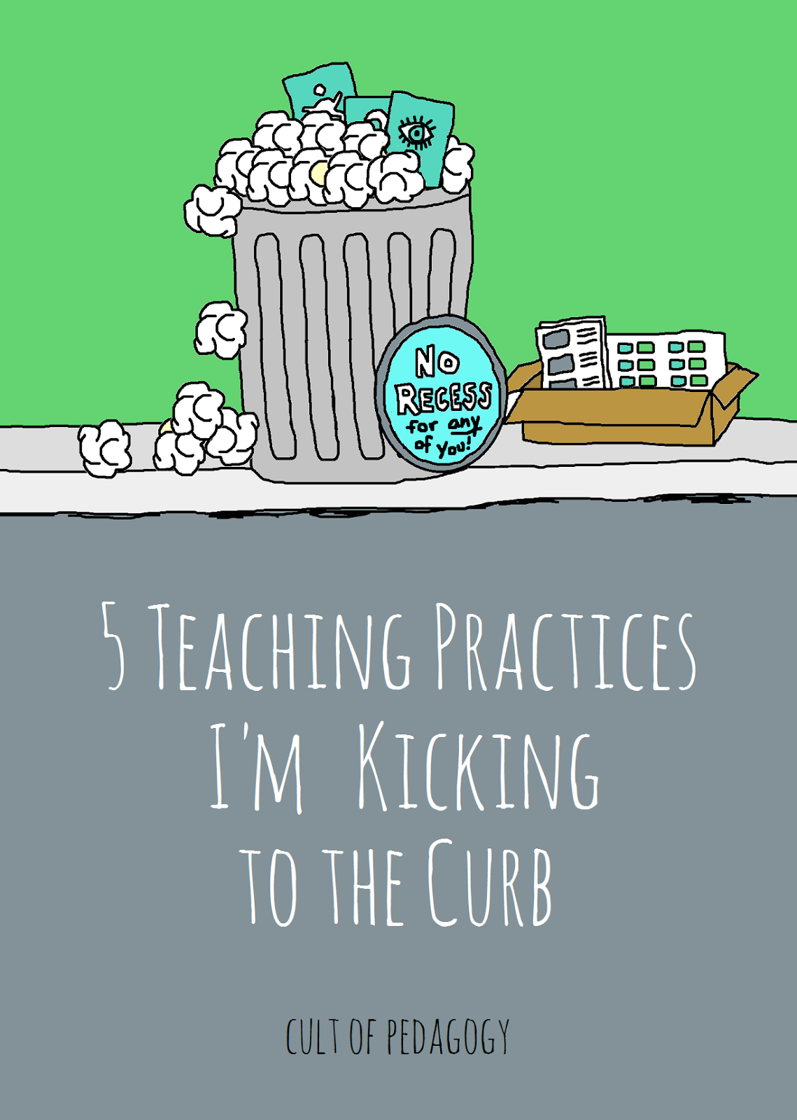 Kindergarten And Mooneyisms 5 Teaching Practices You