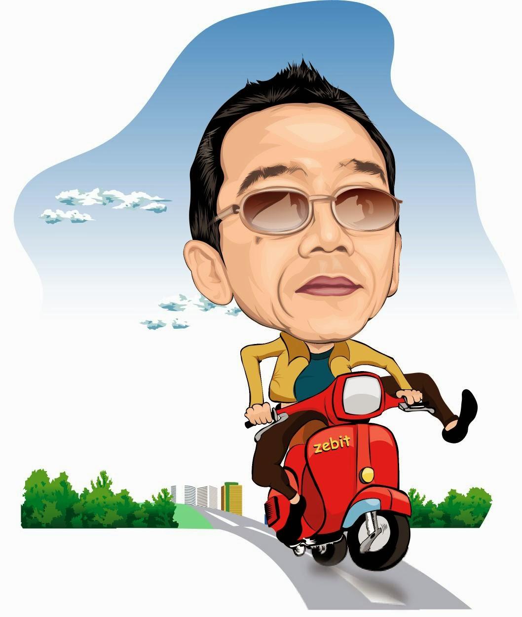 Gambar Lucu Kartun Karikatur