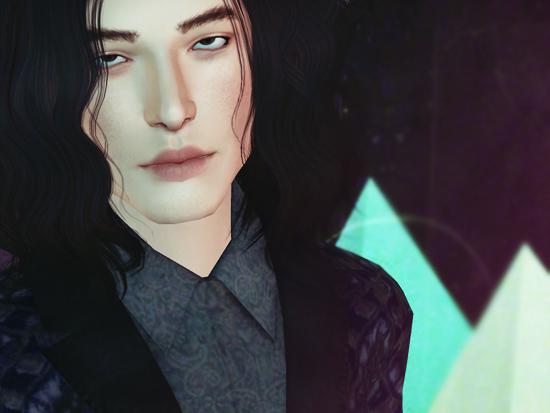 Empire Sims 3 Ezra Miller By Rosa