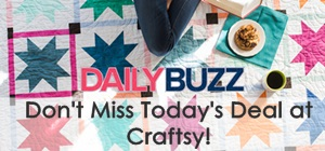 Don't Miss Today's Daily Deal at Craftsy!