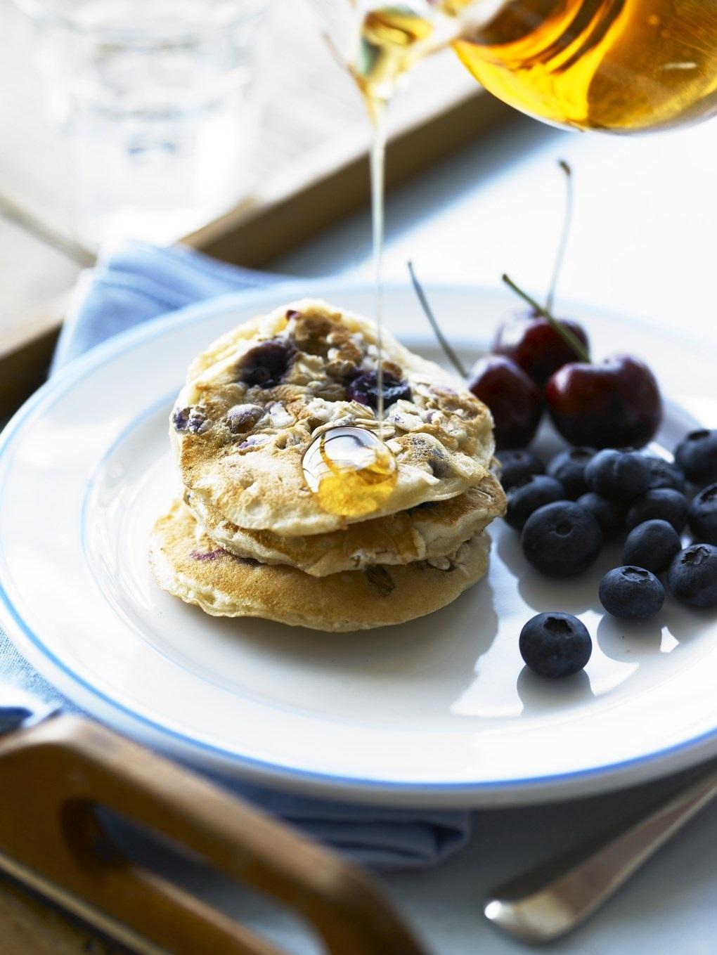 Fruity Pancakes..