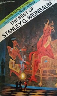 Book cover to The Best of Stanley G. Weinbaum