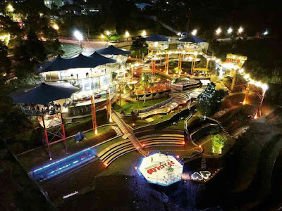 Lokasi D'Dieuland Bandung Jawa Barat