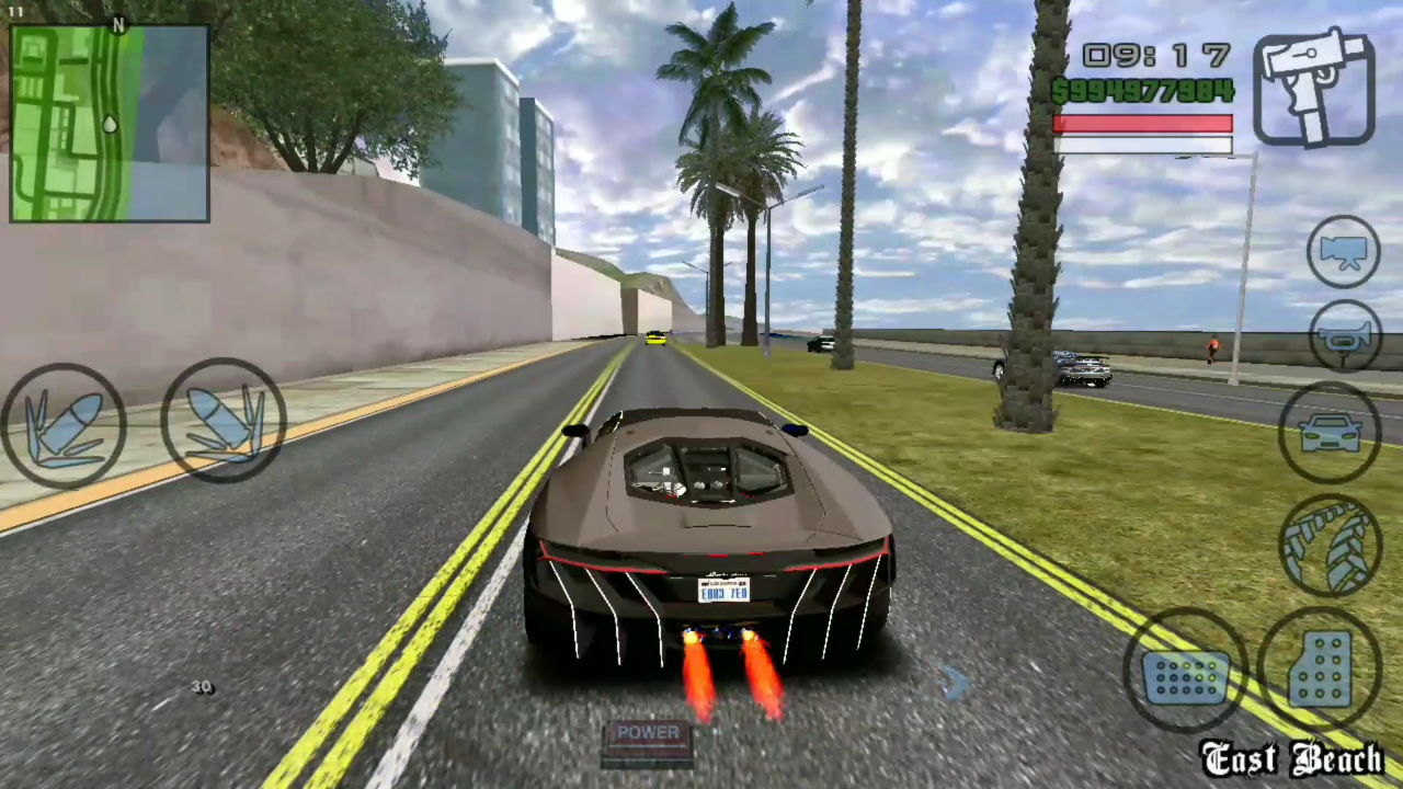 gta san andreas mod apk obb highly compressed