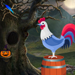 Play Games4King Cute Rooster R…