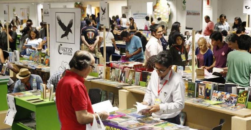 FIL 2017: Ingreso será con código QR a la 22° Feria Internacional del Libro de Lima (Parque Los Próceres de Jesús María)