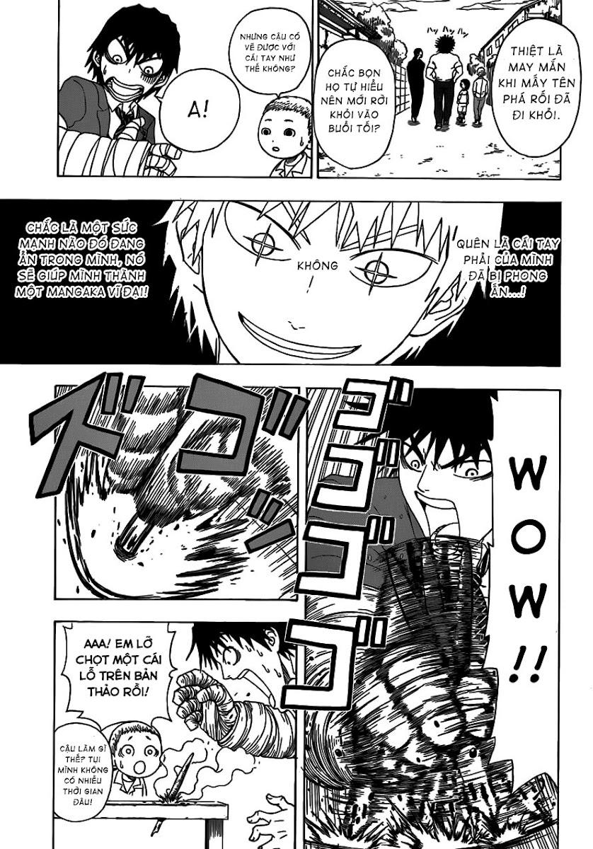Takamagahara chap 2 trang 16